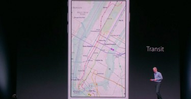 apple ios 9 maps