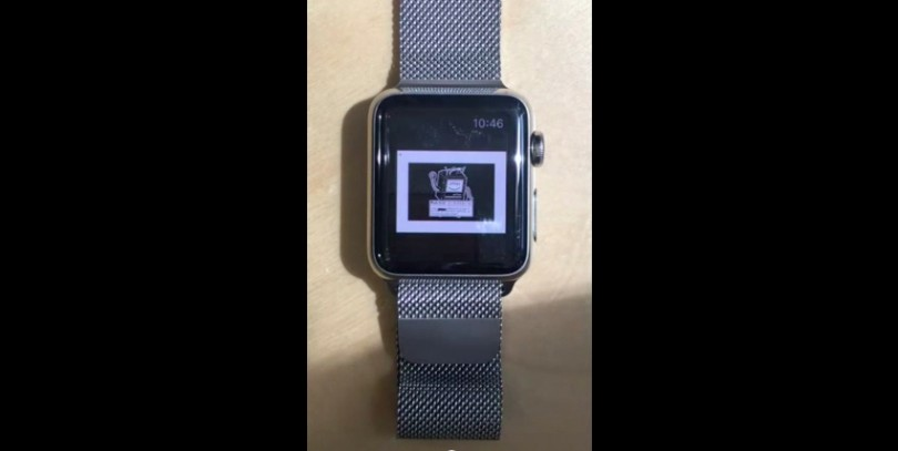 apple watch mac os
