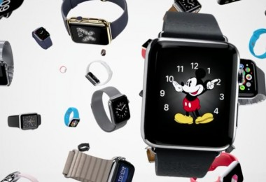 apple-watch-mickey mouse