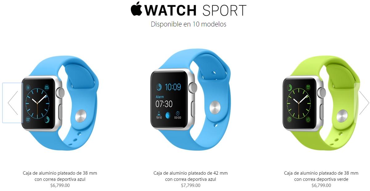 apple-watch-sport-precio-mexico