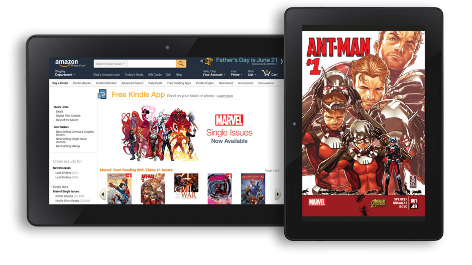 comics-marvel-amazon-kindle