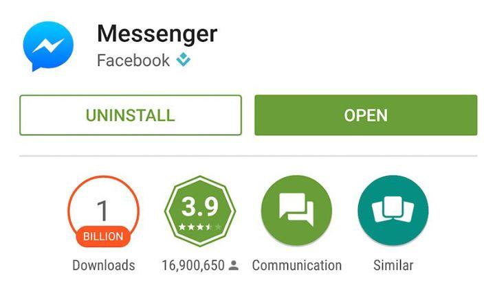 facebook-messenger-mil-millones-de-descargas