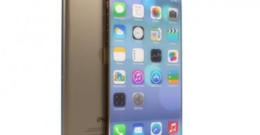iphone concepto sin boton home