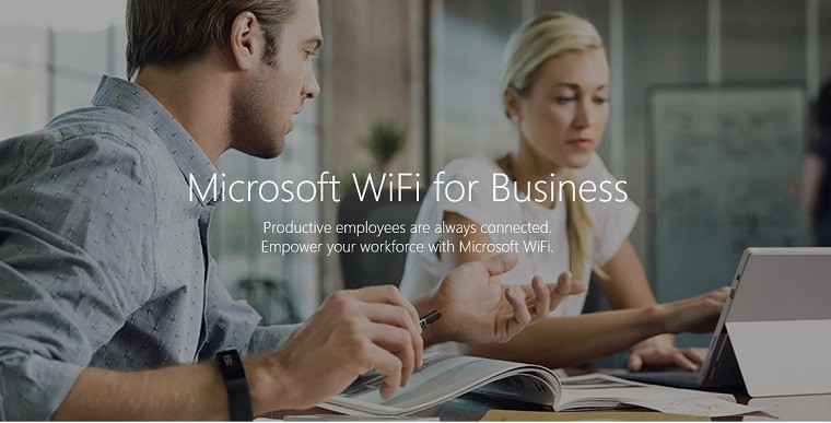 microsoft wifi business