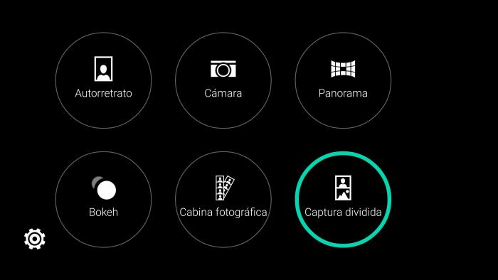 Los modos de cámara de la aplicación dan un agregado especial a tus fotografías