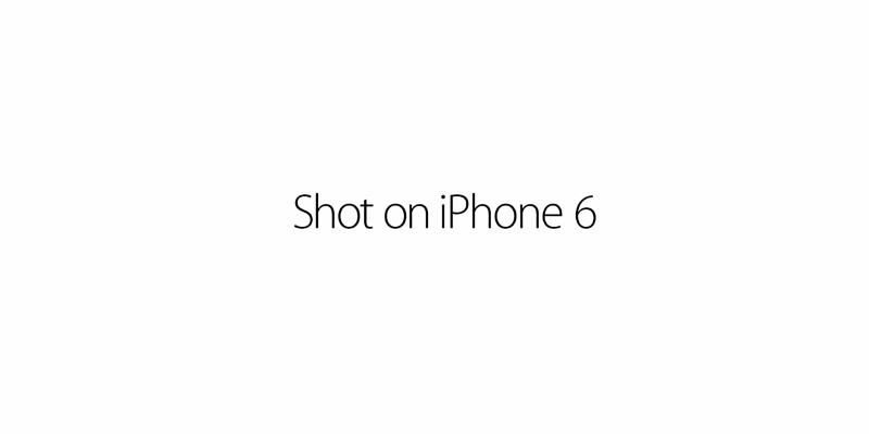 Apple continúa con su campaña de promoción del iPhone 6