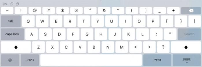 teclado ipad pro