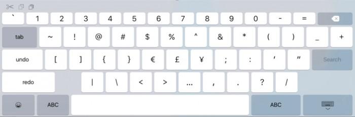 teclado ipad pro2
