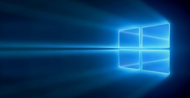 Imagen recreada del wallpaper de Windows 10