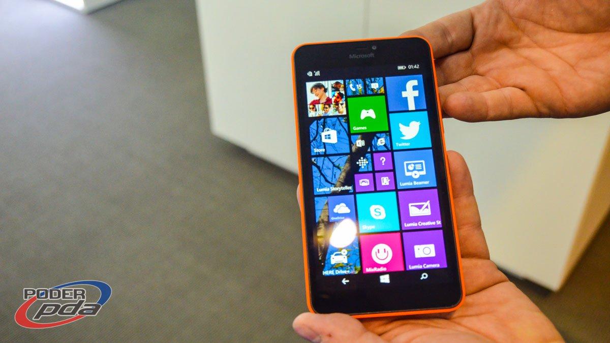 Microsoft Lumia 640 XL por $3,000 pesos en México