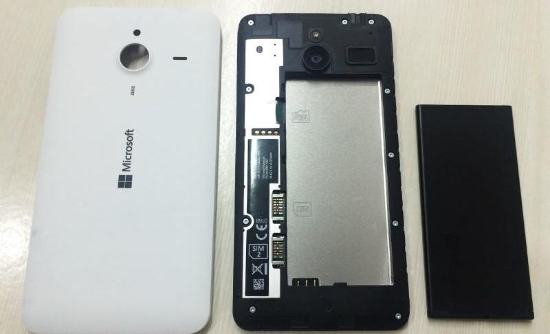 Analisis Microsoft Lumia-640-XL-hardware