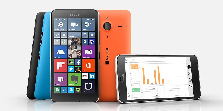 Microsoft Lumia™ 640 XL