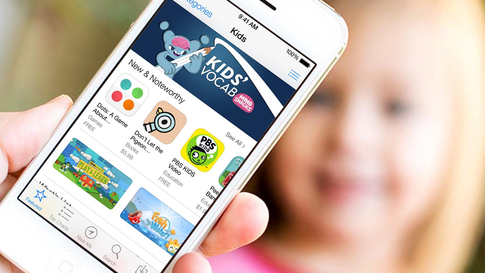 App Store obtuvo $1,100 millones de dólares en diciembre de 2015