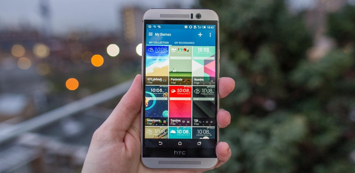 HTC One M9 incluye Android Lollipop