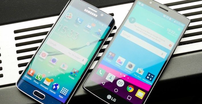 LG G4 vs Galaxy S6 Edge