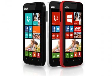 Lanix Ilium W250, el primer Windows Phone mexicano
