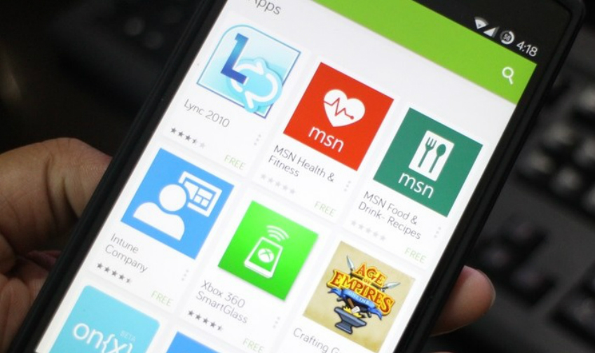 MSN-apps-Android