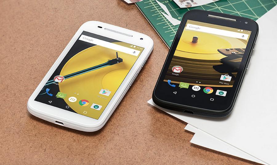 Motorola Moto E (2015) es un excelente grado baja