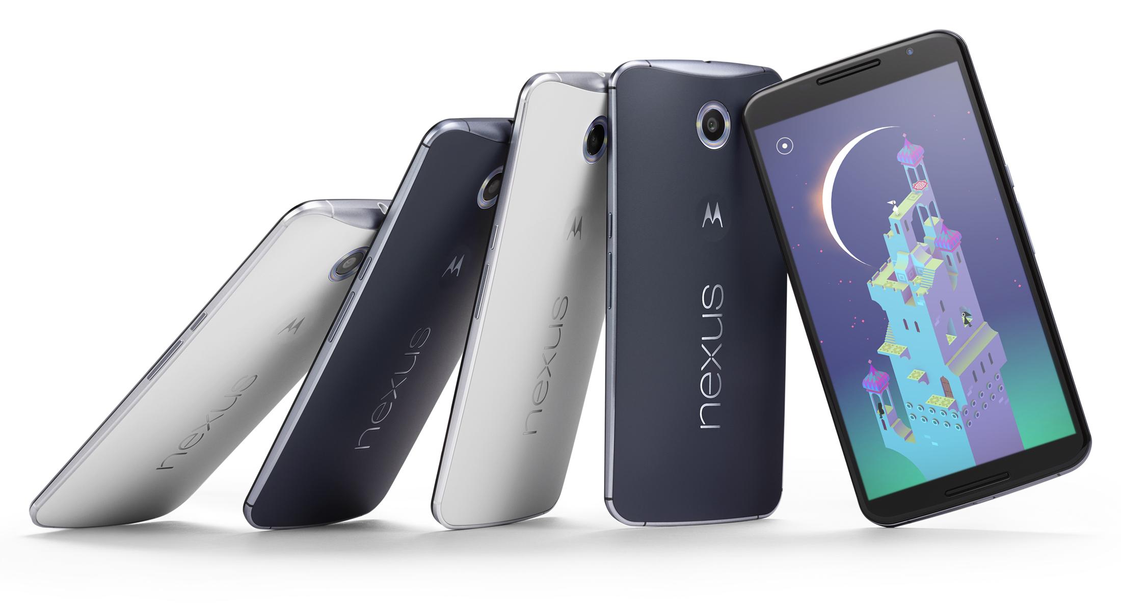 Motorola Nexus 6 es un Moto Maxx más grande