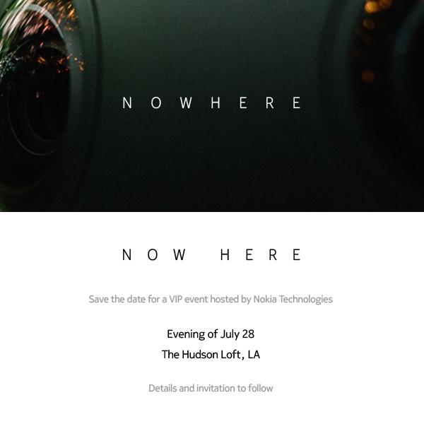 Nokia-evento