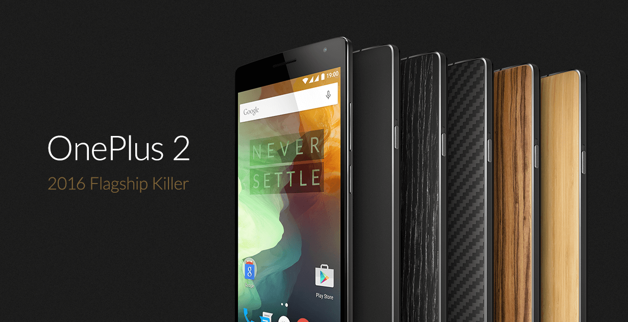 OnePlus 2 Flagship Killer 2016