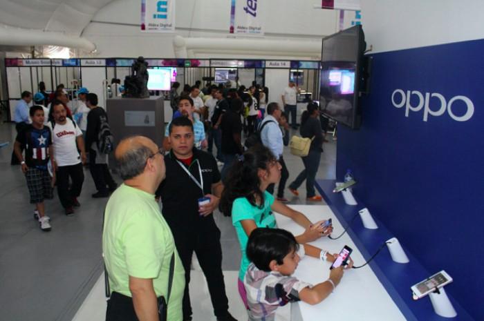 Oppo aldea digital 2015