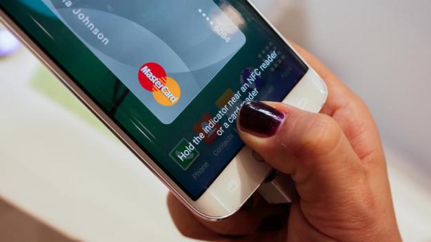Samsung Pay aprovechará las ventajas del sensor de huella dactilar