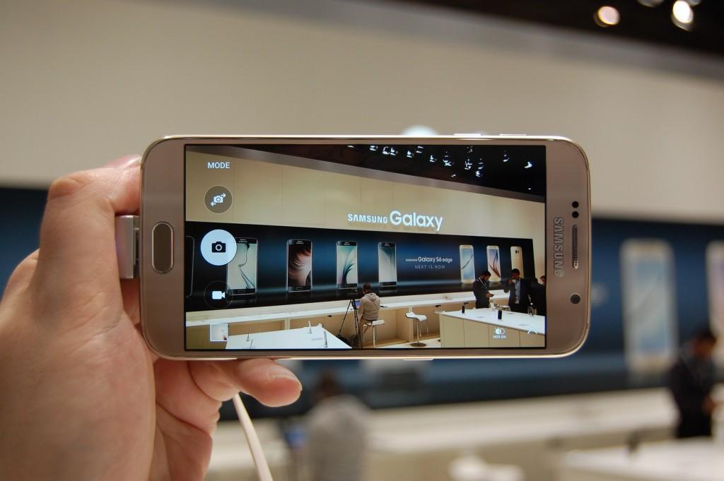 El Galaxy S6 Edge tiene una de las mejores cámaras del mercado