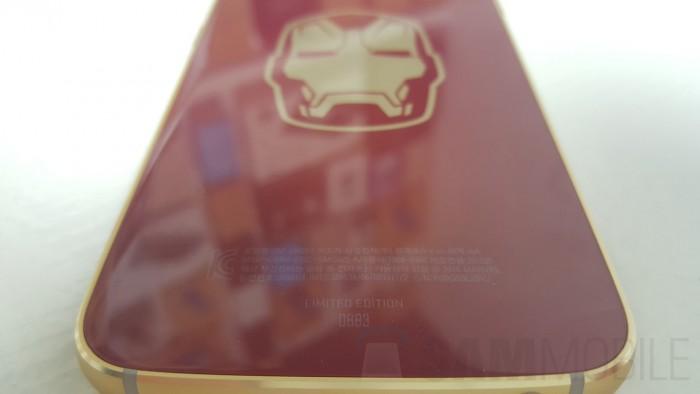 Samsung Galaxy S6 Iron Man.5