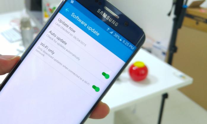Samsung firmware updates