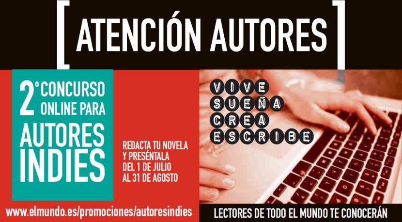 Segundo-Concurso-Literario-de-Autores-Indie-en-español
