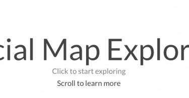 Social Map Explorer