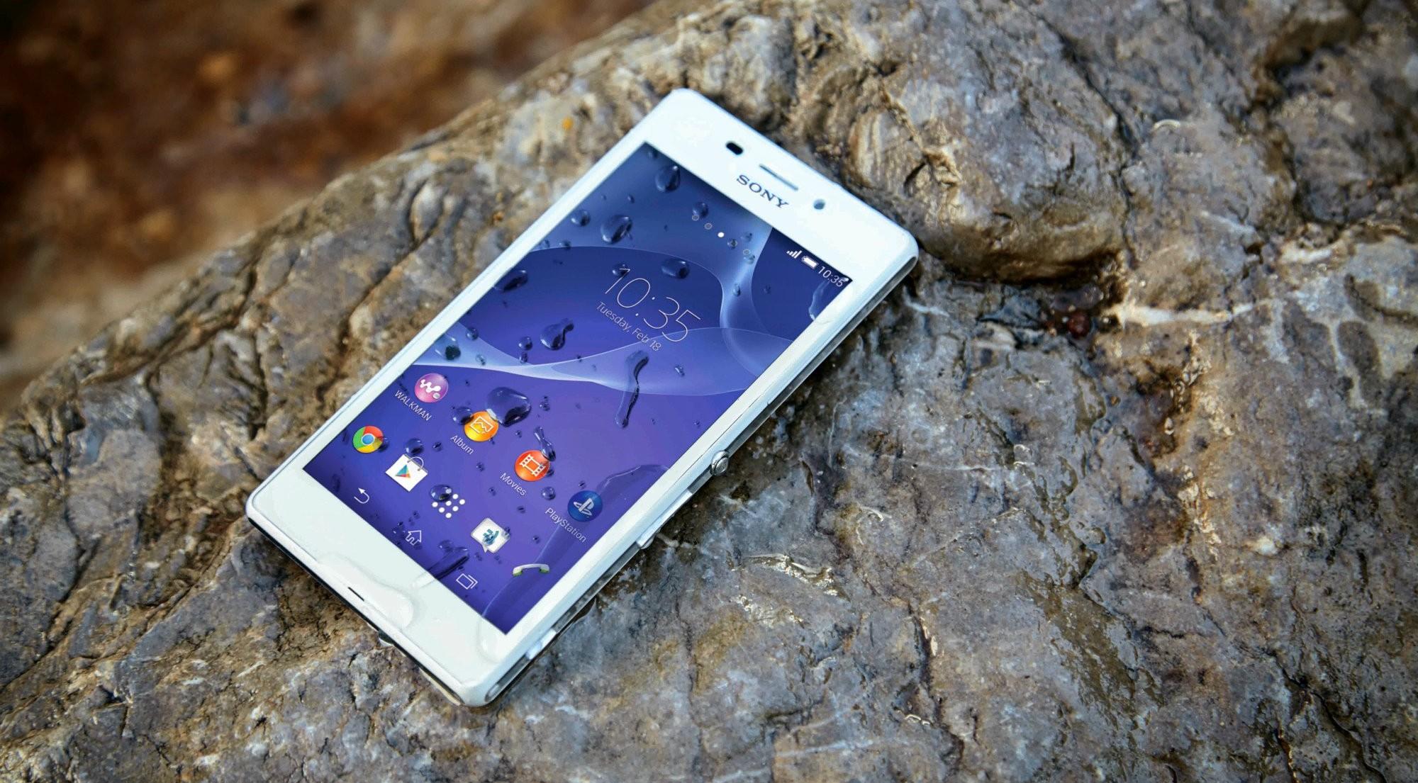 Sony Xperia M2 Aqua es una excelente opción de gama media