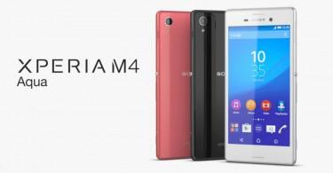 Sony Xperia M4 Aqua-1