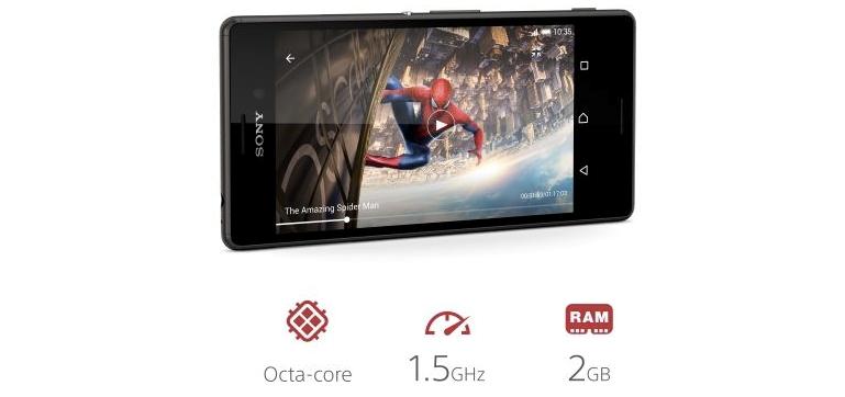 Sony Xperia M4 Aqua-especificaciones