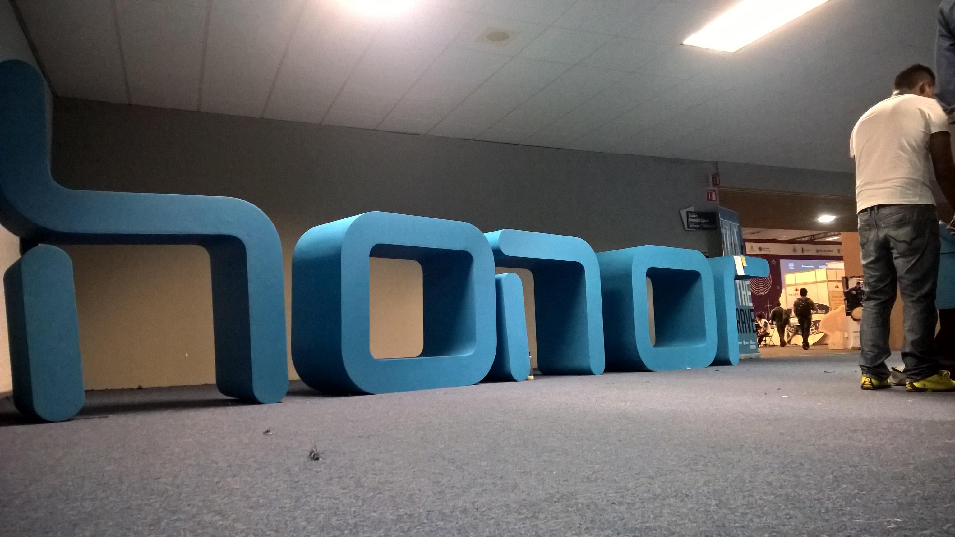 Honor México presente en Campus Party México 2015