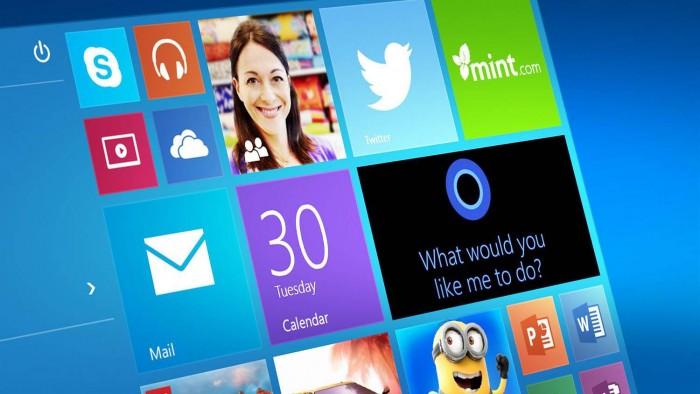 Windows 10 analisis