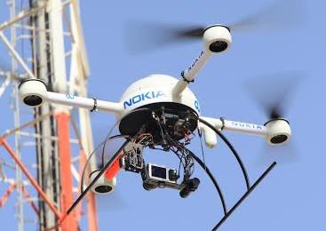 dron nokia