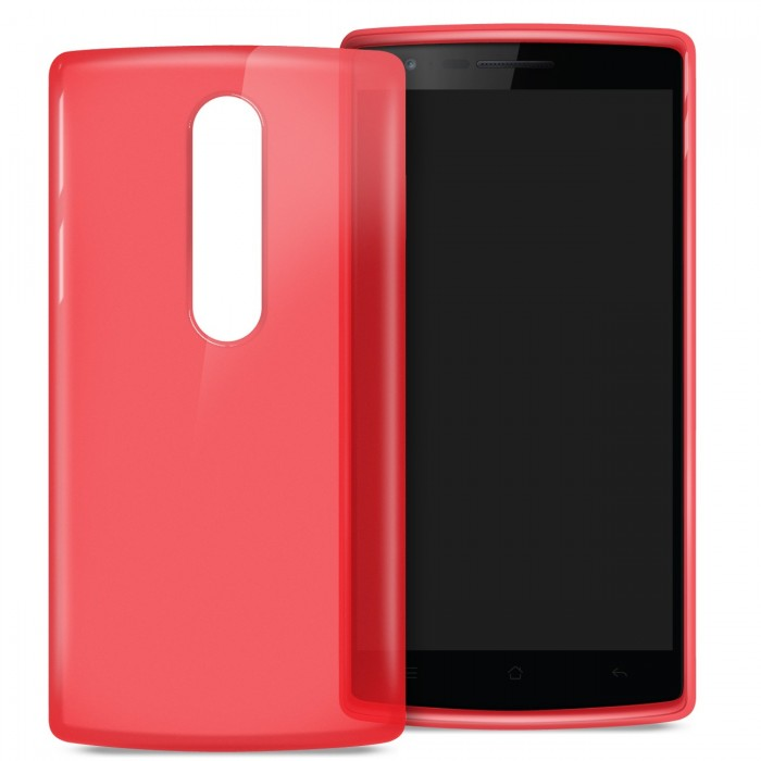 funda roja oneplus-two