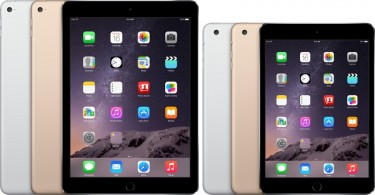 ipad mini3 ipad air2
