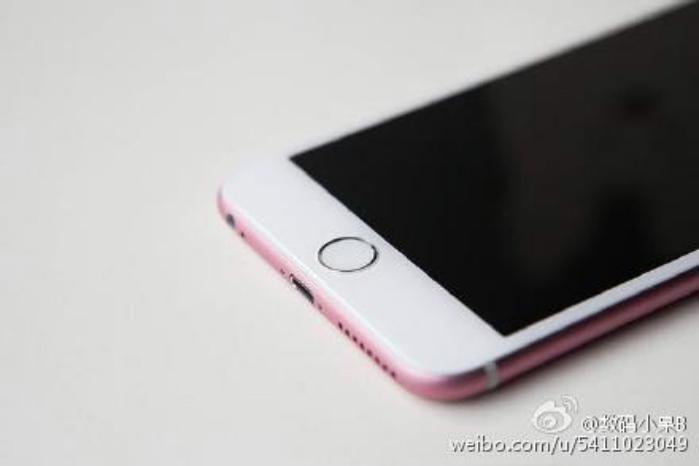 iphone 6s aparece en fotos en color rosado poderpda. Black Bedroom Furniture Sets. Home Design Ideas