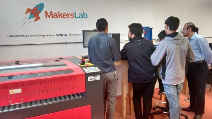 nokia makers lab