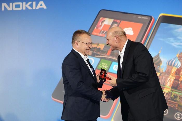 La adquisición de Nokia por parte de Microsoft le ha provocado pérdidas