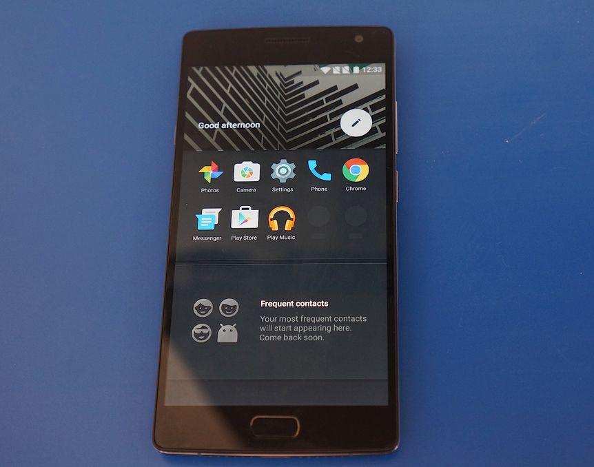 El OnePlus 2 contará con Oxygen OS, basado en Android 5.1