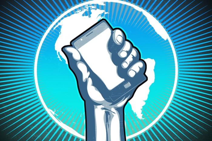338 millones de smartphones a nivel mundial durante el 2T del 2015