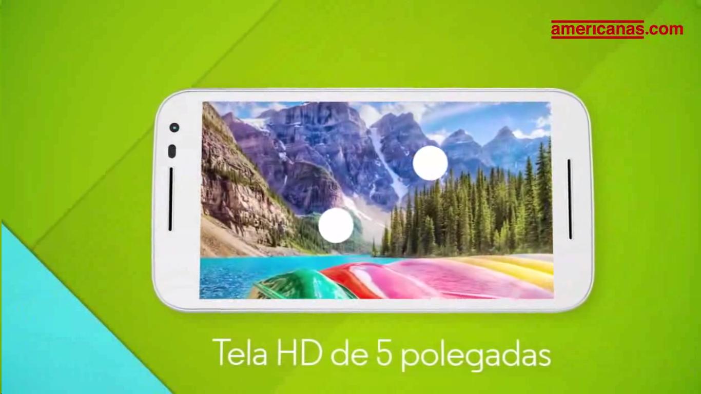 Así se ve el Moto G 2015 en su video promocional