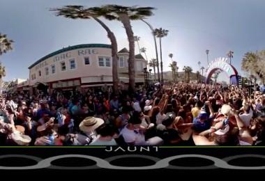 youtube ad 360 grados