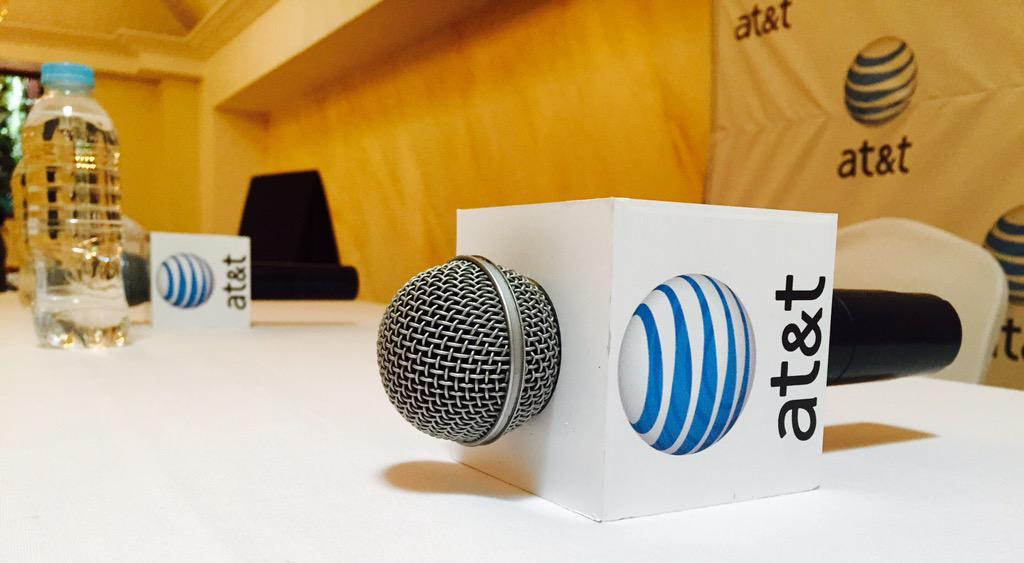 AT&T llega a mexico oficialmente con iusacell, nextel y unefon