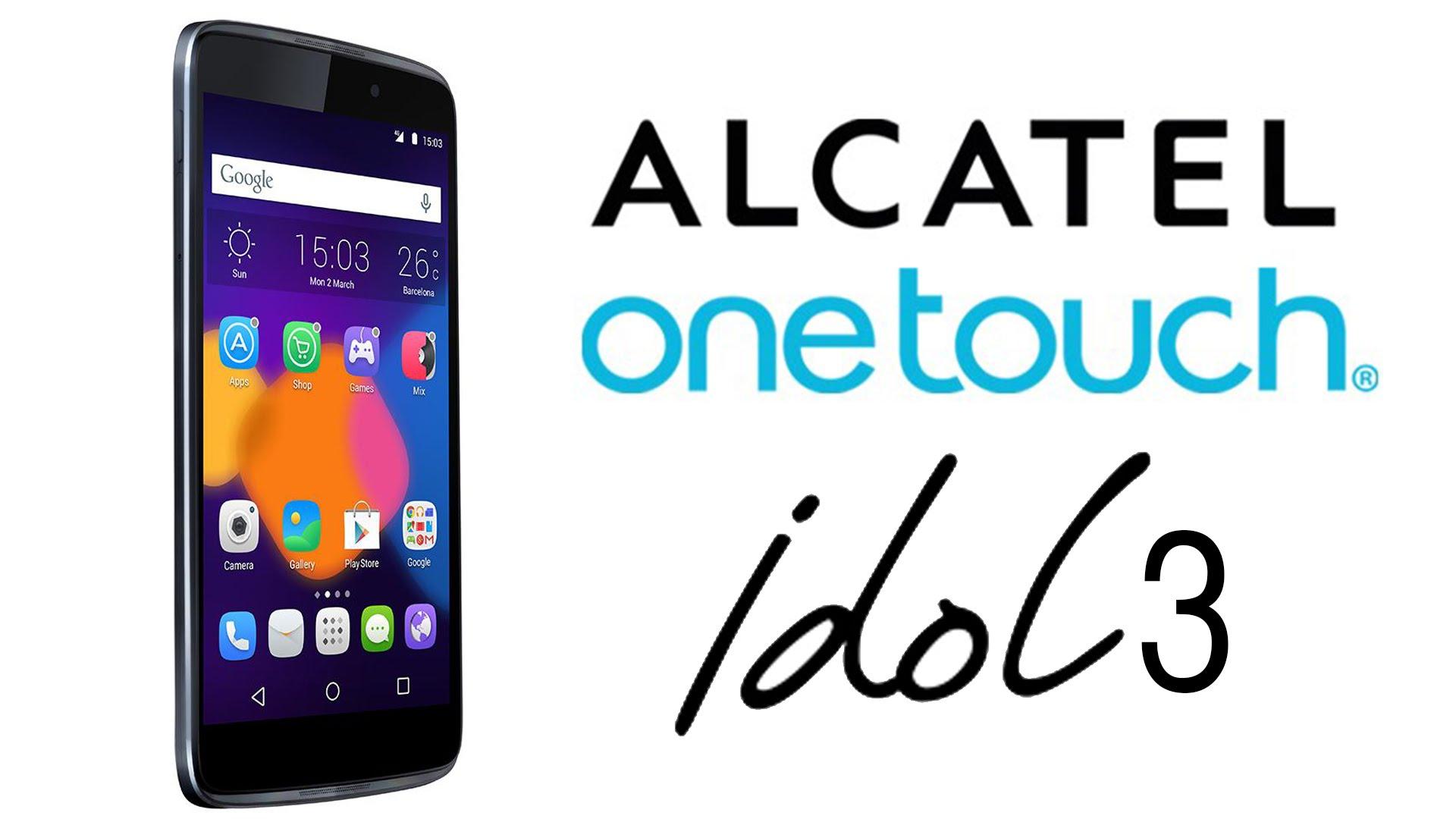 """Alcatel OneTouch Idol 3 de 5.5"""""""