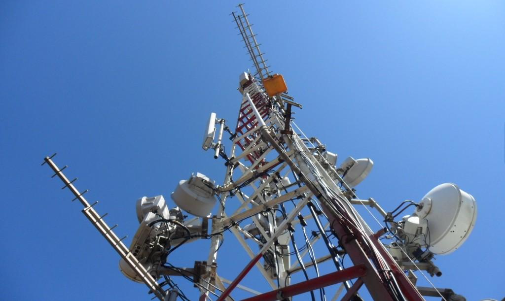 Antenas de telefonia movil